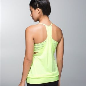 Lululemon No Limits Tank 4 EUC